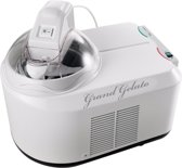Nemox 0036500750 - Grand Gelato Clear - Ijsmachine - Wit