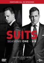 Suits - Seizoen 1 t/m 6 (Boxset)