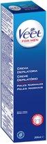 VEET MEN crema depilatoria 200 ml