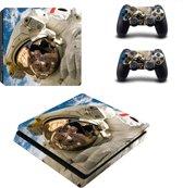 Astronaut - PS4 Slim skin