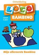 Boek cover Bambino loco / 2 jaar / deel Mijn eerste bambino loco van Schrijver (Paperback)