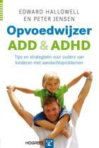 Boekomslag van 'Opvoedwijzer ADD en ADHD'