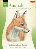 Animals in Colored Pencil / Drawing: Learn to Draw Step by Step
