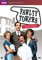DVD cover van Fawlty Towers - The Complete Collection