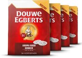 Douwe Egberts Aroma Rood Donker koffiepads - voor in je Senseo® machine - 4 x 36 pads