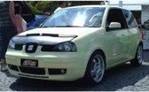 AutoStyle Motorkapsteenslaghoes Seat Arosa facelift 2000-2004 zwart