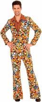 Groovy jaren 70 bubbels kostuum voor mannen - Volwassenen kostuums