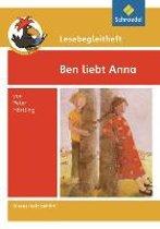 Ben liebt Anna Lesebegleitheft