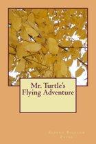 Mr. Turtle's Flying Adventure (Illustrated Edition)