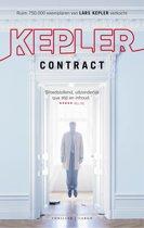 Boek cover Joona Linna 2 - Contract van Lars Kepler (Paperback)