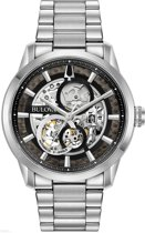 BULOVA - Horloge - Mannen - Zilverkleurig Ø 42 96A208