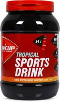 Wcup Sports Drink Tropical 480 Gram