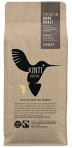Kinti Koffiebonen Dark Roast Fairtrade 3x1kg
