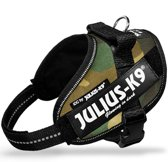 Julius K9 IDC Powertuig mini mini camouflage 16IDC-C-MM