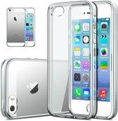 0.3MM TPU Ultra Dun Back Cover Beschermhoes Voor Apple iPhone 5 / 5S