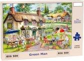 Green Man 500 XL stukjes