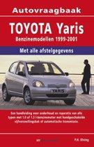 TOYOTA Yaris deel Benzinemodellen 1999-2001