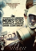 MONSTERS: DARK CONTINENT (dvd)