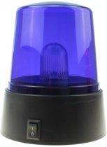 Zwaailamp met blauw LED licht