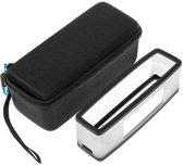 Bose Soundlink hardcase + silicone | 2in1| Beschermhoes voor de Bose Soundlink | Met extra ruimte voor de oplader