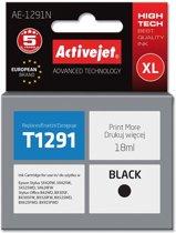 ActiveJet AE-1291N inktcartridge Compatible Zwart 1 stuk(s)