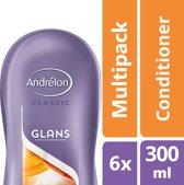 Andrélon Glans Zomer Tarwe Conditioner - 6 x 300 ml - Voordeelverpakking