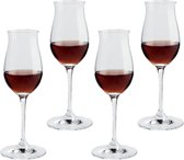 Riedel Vinum Cognac Hennessy Glas, 4 stuks