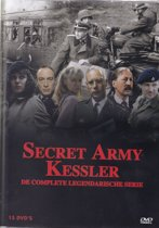 Secret Army - Kesslar - The Complete Collection