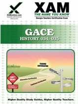GACE History 034, 035 Teacher Certification Exam