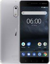 Nokia 6 - 32 GB - Zilver