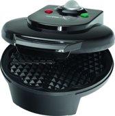 Clatronic wafelmaker WA 3491 zwart