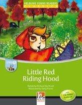 Little Red Riding Hood, mit 1 CD-ROM/Audio-CD. Level b/ab dem 3. Lernjahr