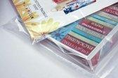 Plastic Zakken 7,6x15,2cm LDPE 40 Micron (100 stuks)