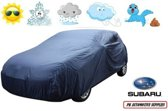 Autohoes Blauw Polyester Subaru Impreza 2008-