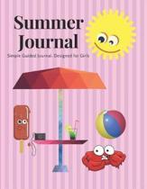 Summer Journal for Girls