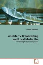 Satellite TV Broadcasting and Local Media Use