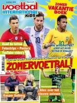 Afbeelding voor 'Voetbal International Kids Vakantie Doeboek 2018'