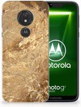 Motorola Moto G7 Power TPU Hoesje Design Marmer