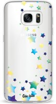 Casetastic Softcover Samsung Galaxy S7 - Funky Stars