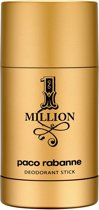 Paco Rabanne 1 million Deodorant Stick for Men - 75 ml