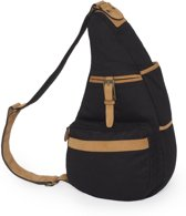 HEALTHY BACK BAG Rugzak - Expedition - Black - Large - 4615-BK