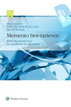 Memento btw-tarieven 2016