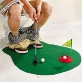MikaMax Potty Putter Toilet Golf 85x77cm