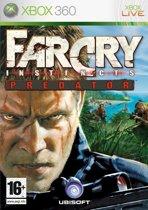 Far Cry - Instincts predator