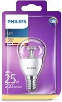 LED lamp E14 4W 250Lm kogel helder