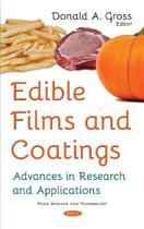 Edible Films and Coatings