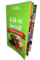Kijk en Bereid - Plaatjeskookboek voor jong en oud