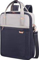 Samsonite Laptoprugzak - Uplite 3-Way Laptop Backpack Uitbreidbaar Pearl/Blue