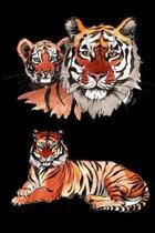 Tiger Journal Notebook