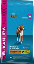 Eukanuba Dog Mature & Senior - Medium Breed - Hondenvoer - 3 kg